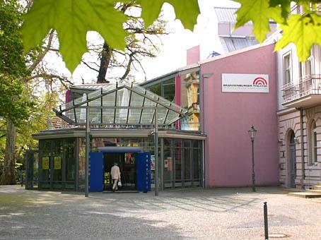 Brandenburg-Eingang Groes Haus gross